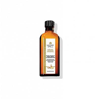 NATURE SPELL 2 IN 1 NATURAL GINGER TREATMENT OIL FOR HAIR & BODY 150ML