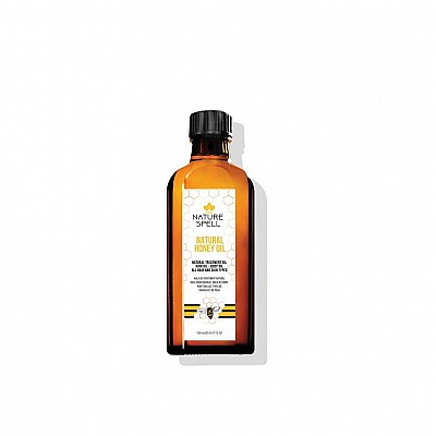 Nature Spell 2 IN 1 NATURAL HONEY TREATMENT OIL FOR HAIR & BODY 150ML