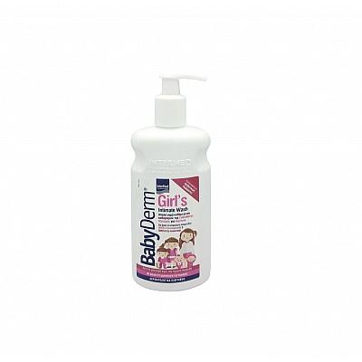 INTERMED BabyDerm Girl's Intimate Wash 300ml