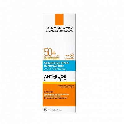 La Roche Posay Anthelios Ultra Cream Sensitive Eye Innovation with Perfume SPF50 50ml