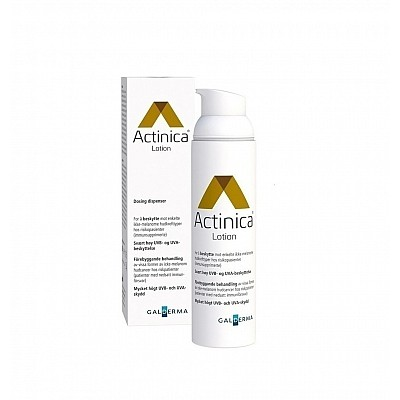 Daylong Actinica Lotion SPF50+ Αντιηλιακή Λοσιόν Υψηλής Προστασίας, 80 ml