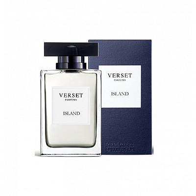 Verset Island Eau de Parfum Αντρικό Άρωμα 100ml