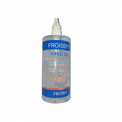 Froika Froisept Plus Hand Gel Cleanser With Mild Antiseptic Action 1000ml