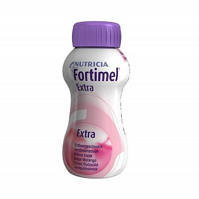 Nutricia Fortimel Extra 200ml Φράουλα