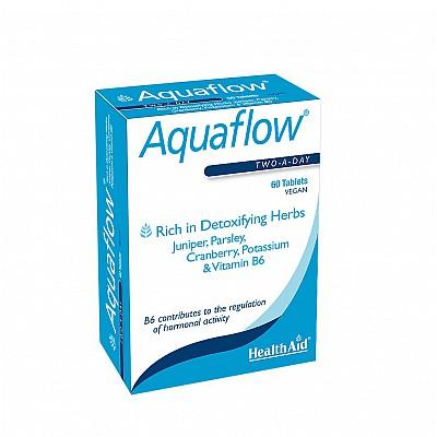Health Aid AQUAFLOW maintain water balance, 60 tablets