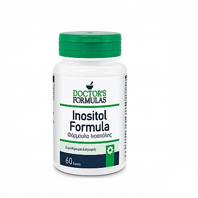 Doctor's Formula INOSITOL - Νευρικό Σύστημα, 60δισκία