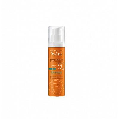 Avene Cleanance Solaire SPF50+, Αντηλιακό Προσώπου για Λιπαρό / με Τάση Ακμής Δέρμα, 50ml