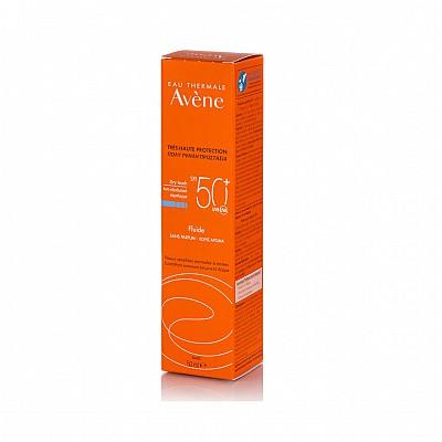 Avene Sun Dry Touch Fluid Sans Parfume SPF50+ 50ml