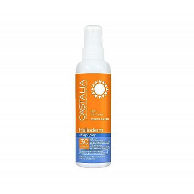 Castalia Helioderm Milky Spray Adults & Kids SPF30 240ml