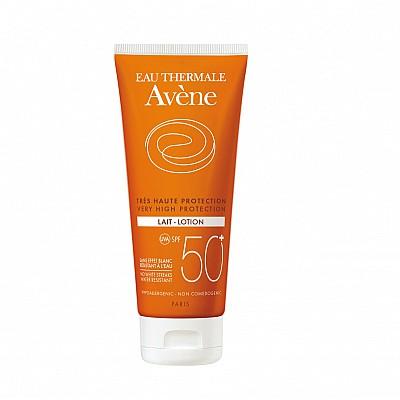 Avene Lait Lotion SPF50+ 250ml