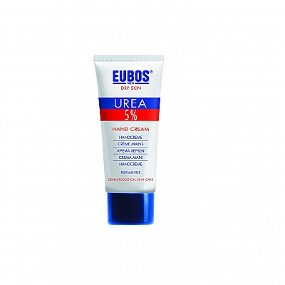 Eubos Urea 5% Hand Cream,75ml