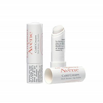 Avene Eau Thermale Cold Cream Stick Levres Θρεπτικό Στικ Χειλιών 4g