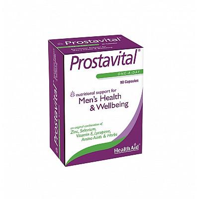Health Aid Prostavital για τη Καλή Υγεία του Προστάτη, 90caps