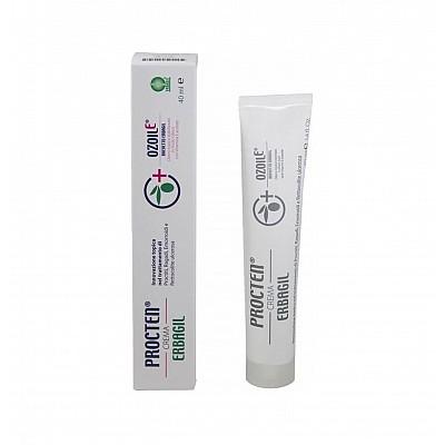 Erbagil Procten Cream 40ml Αντιμετώπιση Αιμορροΐδων