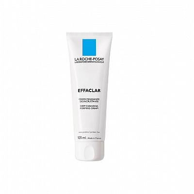 La Roche Posay Effaclar Deep Cleansing Foaming Cream 125ml
