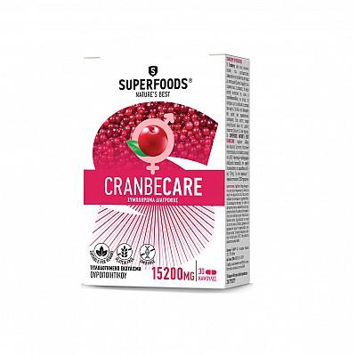 Superfoods CranbeCare 30 caps