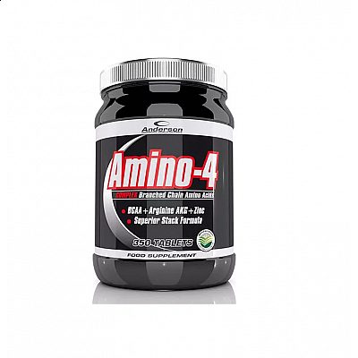 Anderson Amino-4 Complex 350 ταμπλέτες