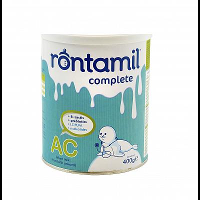 Rontamil AC - Γάλα για την Αντιμετώπιση των Κολικών, 400gr