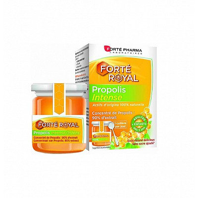Forte Pharma Forte Royal Propolis Intense Natural Propolis Concentrate 40gr