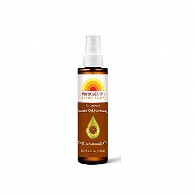 VarousDerm Organic Calendula Oil 100ml