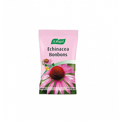 A.Vogel Echinacea Bonbons 75gr | Καραμέλες για Πονόλαιμο και Ανοσοποιητικό με Εχινάκια
