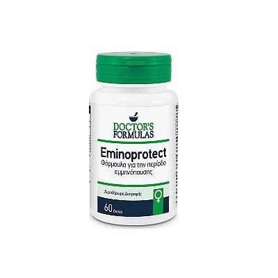 Doctor's Formulas Eminoprotect Συμπλήρωμα Διατροφής για την Εμμηνόπαυση, 60 tabs