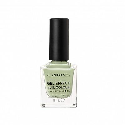 Korres Gel Effect Nail Colour 34 Crunchy Pistachio