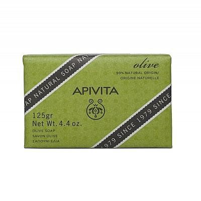 Apivita Natural Soap with Olive,125gr