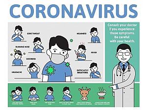 Νέος κορωνοϊός: Τελευταίες ενημερώσεις από τον Εθνικό Οργανισμό Δημόσιας Υγείας!