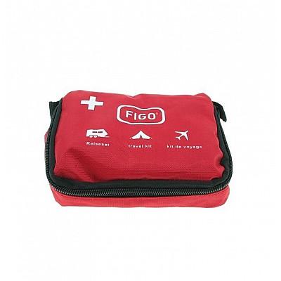 Figo First Aid set 39pcs Travel bag with Zipper