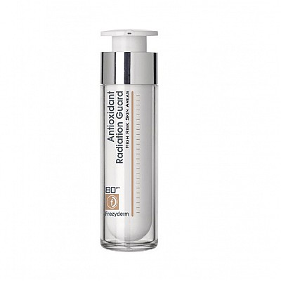 Frezyderm Antioxidant Radiation Guard SPF80 - Αντιοξειδωτική Κρέμα Καθημερινής Προστασίας Για όλες τις Ηληκίες 50ml
