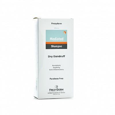Frezyderm Mediated Shampoo Σαμπουάν κατά της Ξηρής Πιτυρίδας, 200ml