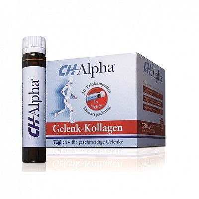 VivaPharm CH Alpha Fortigel 30amp x 25ml
