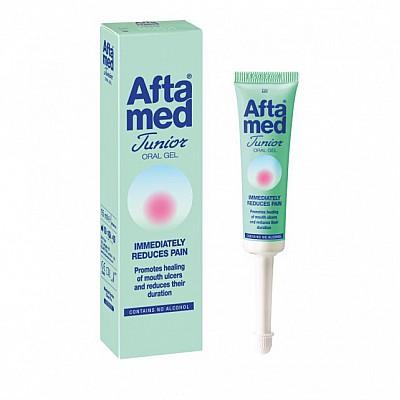 Curaprox Aftamed® Junior Gel Mouth Gel for Children, 15ml