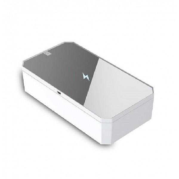HYG-10-W UV Sterilizer Box , UVC αποστειρωτικό κουτί με ασύρματο φορτιστή, 1τμχ