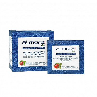 Elpen Almora Plus Electrolytes, 12 sachets