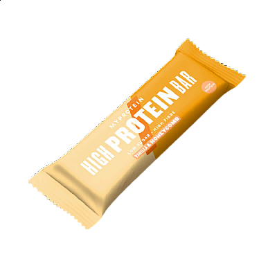 My Protein High Protein Bar , Vanilla & Honeycomb 80g , 1pcs