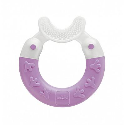 Mam Bite & Brush Πολυκρίκος Καθαρισμού Δοντιών 3m+, 1 τεμάχιο