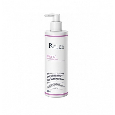 MENARINI Relife Relizema Lipid-Replenishing Cleanser 400ml