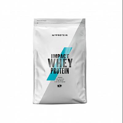 My Protein Impact Whey Protein 2.5kg , Vanilla Flavour