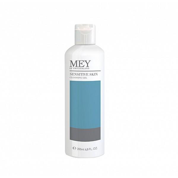 Mey Mey Sensitive Skin Cleansing Gel (200ml) - Σαπούνι Καθαρισμού, για Ευαίσθητες και Ερεθισμένες Επιδερμίδες