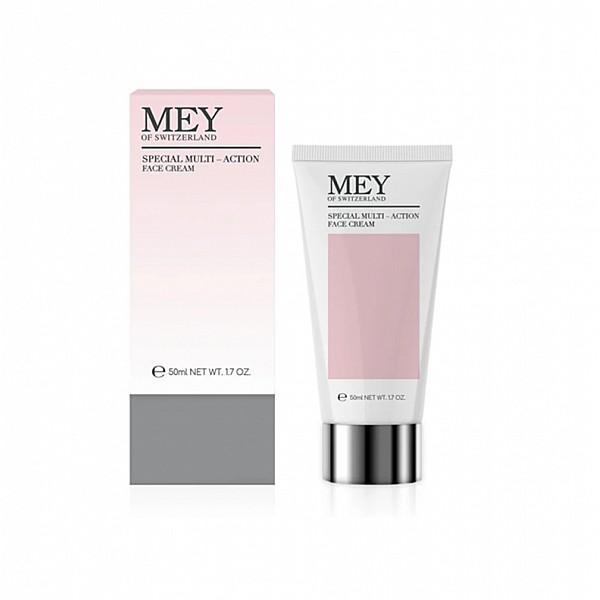 Mey Creme Speciale Visage – Multi-Action Face Cream Ενυδατική Κρέμα Προσώπου 24ωρης Δράσης, 50 ml