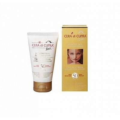 Cera di Cupra Sunscreen Face Cream SPF 50, 75ml