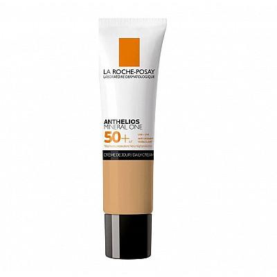 La Roche Posay Anthelios Mineral One Daily Cream SPF50+ Αντηλιακή Ενυδατική Κρέμα Προσώπου Με Χρώμα Brown 04, 30ml