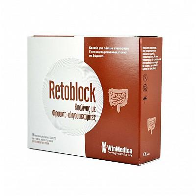 Winmedica Retoblock for the Treatment of Diarrhea, 14 sachets x 5.5gr