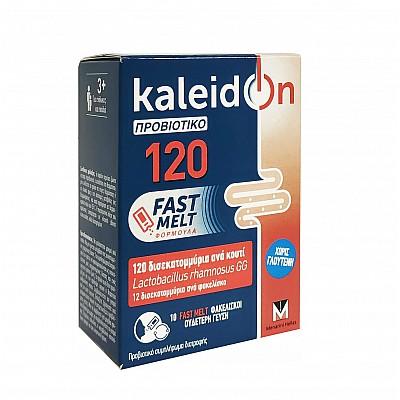 Menarini Kaleidon Probiotic Fast Προβιοτικό Συμπλήρωμα Διατροφής που Βοηθάει το Γαστρεντερικό Σύστημα, 10sachets