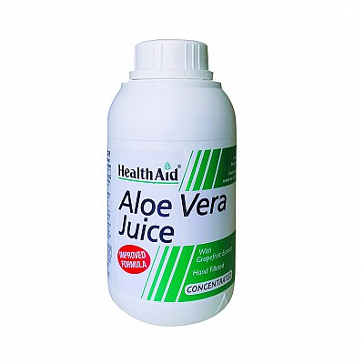 Health Aid ALOE VERA JUICE Concentrated, 500 ml