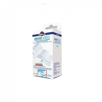 Masteraid Maxi Med Self Adhesive Rolling Strip White 50x8cm