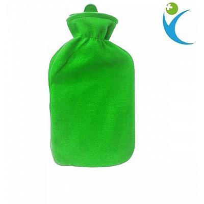 AG PHARM HOT WATER BOTTLE LIGHT GREEN 2000ML